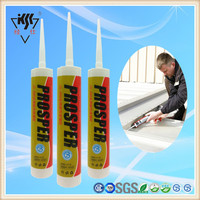 High Quality gap Filling Acetoxy General Purpose one component Silicone Sealant
