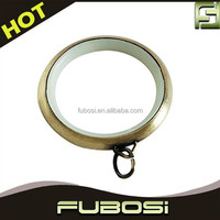 Popular Good quality curtain eyelet ring/ curtain ring clip/ curtain ring price
