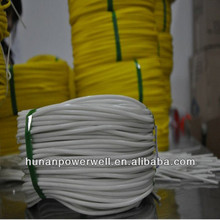 Fire Resistant Fiberglass Sleeve/Pipe Coated Silicone