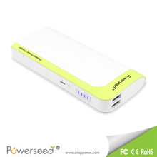 New Indicating light 12000mah real capacity USB power adapter charger for smartphone