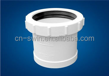 Best quality PVC thread expansion joint with competitive price