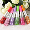 fake jewelled crystal bling ball pen TC-0012