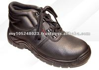 Buffalo Leather Safety Shoes
