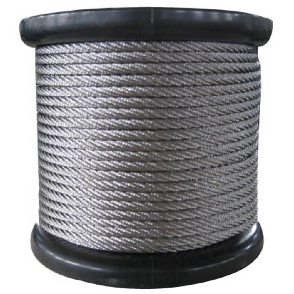 Venta al por mayor cable acero inoxidable precio compre for Cable de acero precio