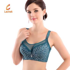 1baa78f55c3c8 Sexy bralette big size lace underwear Push Up bras