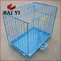 Outdoor Dog Kennel Factory Direct Sale, Steel Wire Dog Crate, Large Wire Dog Crates With Cheap Price