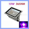 12V 10W Garden Outdoor 380-385nm Air Conditioner Leakage LED Floodlight UV Light