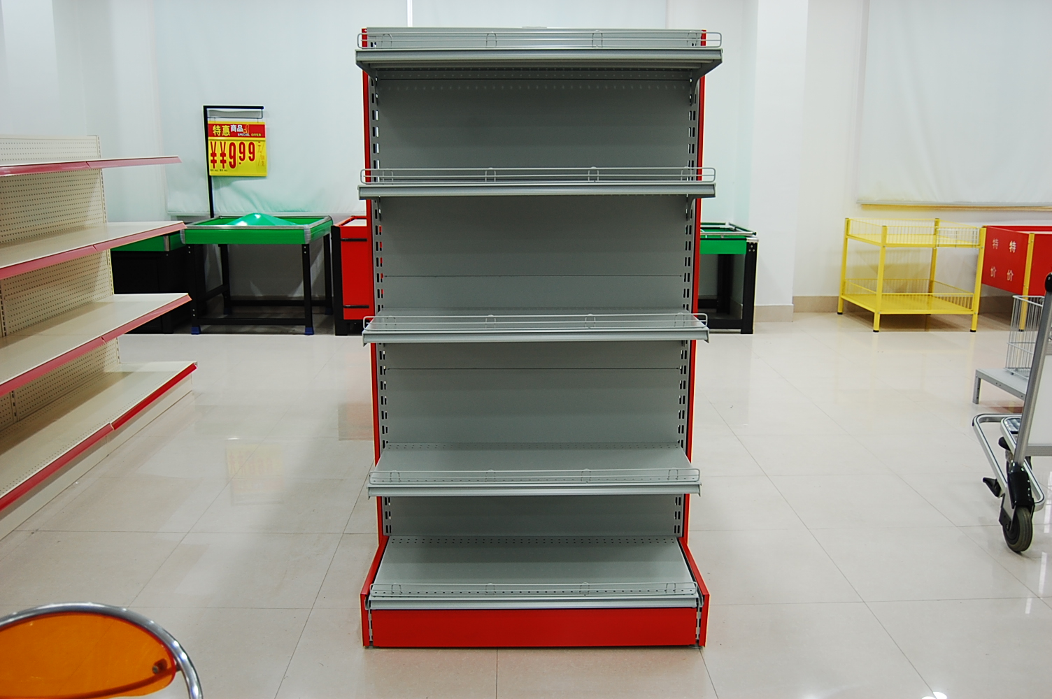 supermarket shelf (shanghai type)