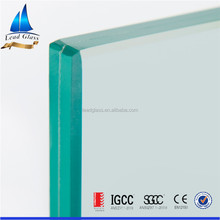 New Arrival,High quality price of 10mm laminated glass/pvb film for laminated glass/12mm laminated glass