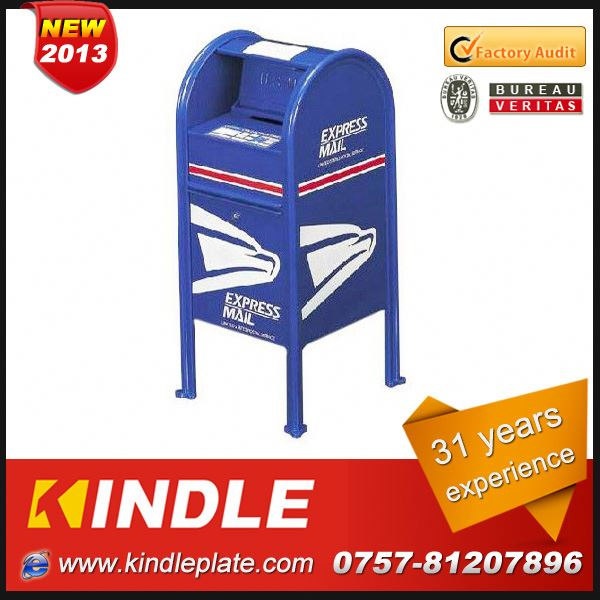 Kindle Professional waterproof cast natural stone mailbox for sale with 31 years experience