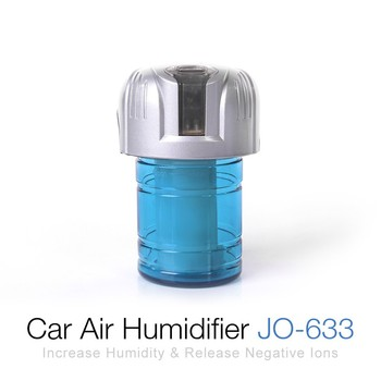 Ionkini 2-in-1 Car Use Cool Mist Mini Ultrasonic Air Humidifier JO-633 (3,000,000 pcs/cm3 negative ion)