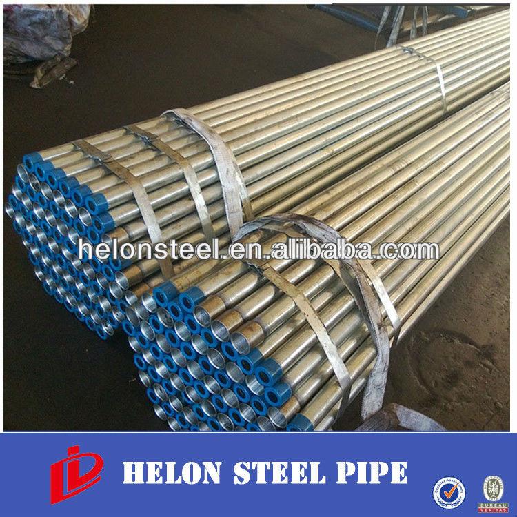threaded galvanized pipe 1