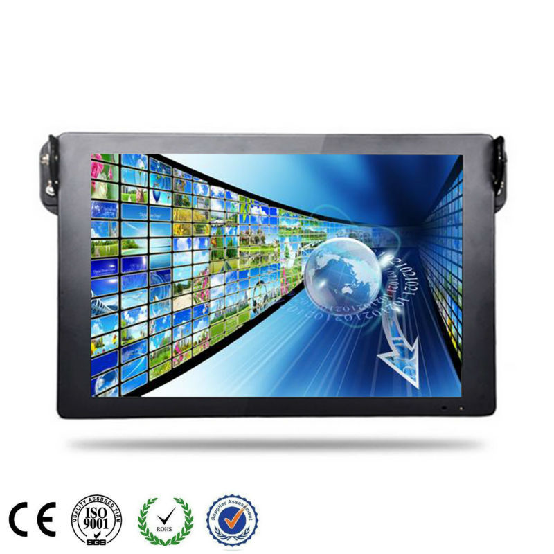 21.5 inch Wireless 3G Wifi Network TFT LCD Bus Ad Player