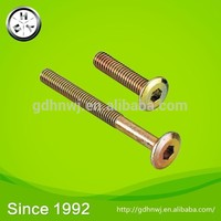 Sales network throughout the world Professional hexagon socket head screw