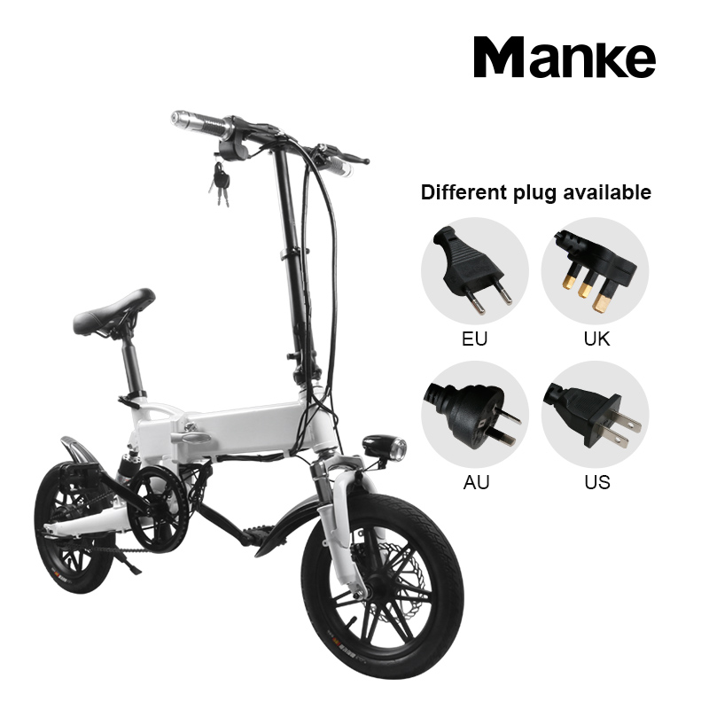 Manufacturer Foldable 14 inch 36v electric motorcycle ,e-bike e-bicycle electric bicycle