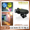 indoor Advertising Led Holiday Projector With 15000 Lumens LED40G4