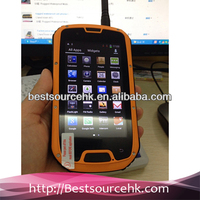 Rugged Android Cell Phone S09 with Walkie Talkie and NFC