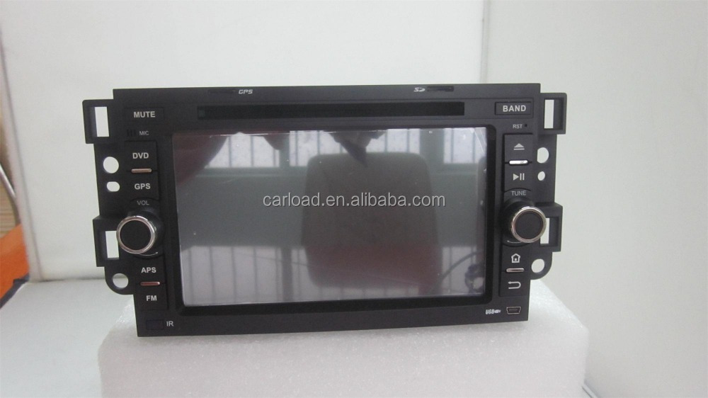 ANDROID 4.4 AUTO CAR DVD GPS NAVIGATION FOR CHEVROLET CAPTIVA 2006-