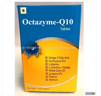 Co-Enzyme Q10,Omega 3 Fatty Acid (Flaxseed Powder), L-Arginine
