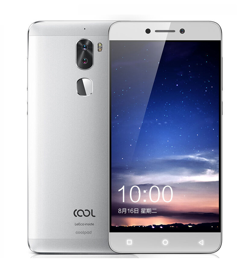 "Letv Cool 1 Dual Leeco Coolpad Cool1 Snapdragon 652 Mobile Phone 3GB/4GB RAM 32GB 5.5"" FHD 13MP Dual Cameras smartphone"