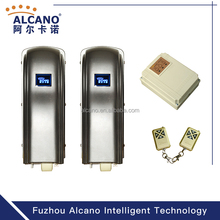 Cheapest China 24VDC dual wheel Alcano Remote Control Automatic Swing Gate Opener manufacturer