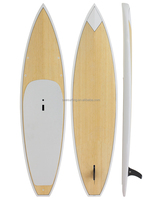 2016 hot selling bamboo outlook wholesale SUP stand up paddle board/ cheap paddle boards/ surfboard made in china