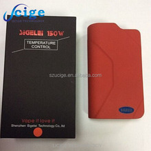 Ucige authentic vaporizer colorful mod red sigelei 15ow tc white snow wolf 200W on sale new temp control vv/vw e cig
