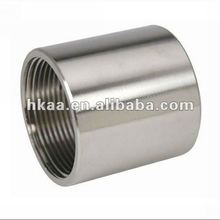 china good quality stainless steel coupling with Inner Full Thread rod coupling