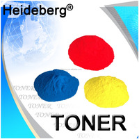 Bright and glossy color toner for ricoh MPC5000