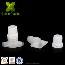9.6mm Plastic Spout with Cap for Folded Standing Bag