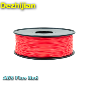 1.75mm 3.0mm conductive abs pla filament 3d printer abs filament production