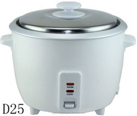Drum Rice Cooker Travel Mini Cooker 0.6L