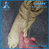 natural fiber color sisal manila rope on oil field