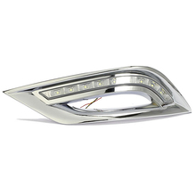 Factory price ! For the Eighth Generation of Hyundai Sonata LED daytime running light / hyundai sonata car parts accessories