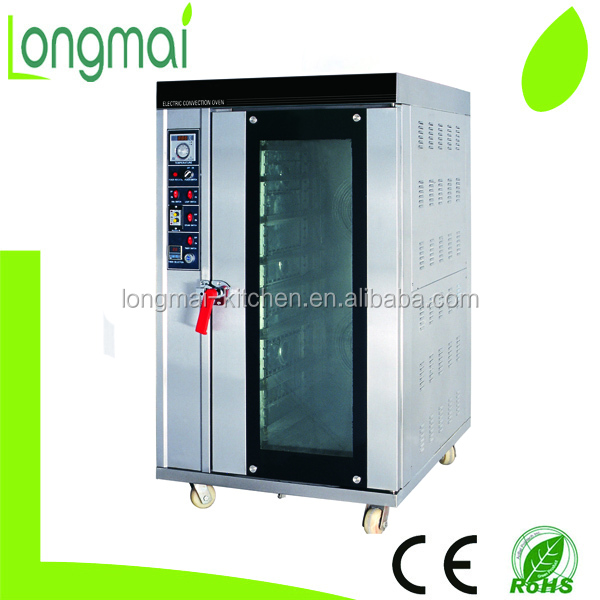LM - CE10 / Hot sellig 10 trays electric french baguette bakery oven