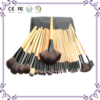 32pcs synthetic hair cosmetic brushes maquillaje professional make up brush set