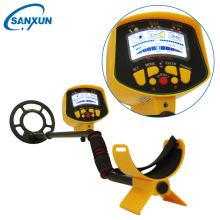 Deep ground metal detector for gold and silver md-9020c