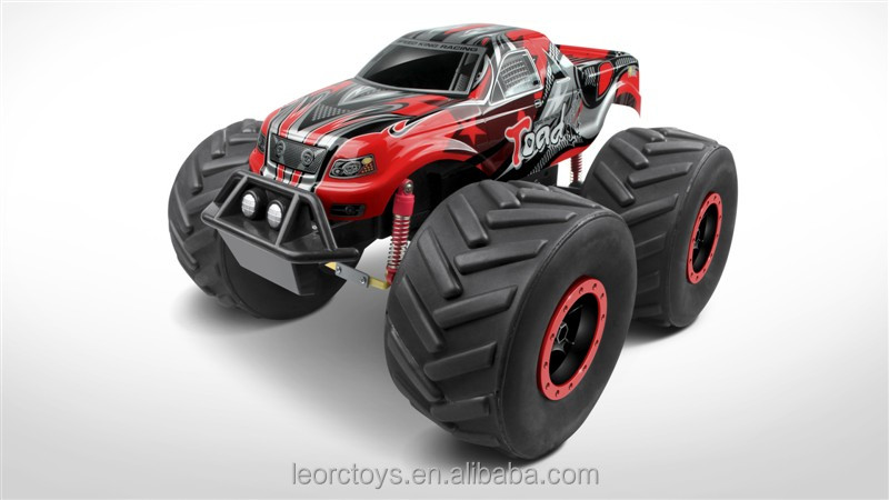 <strong>1</strong>:8 scale 4WD 4CH big foot off-road rc car truck