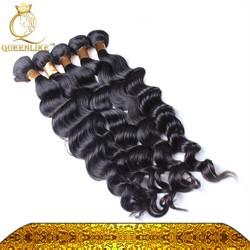 Sample Available Chemial Free No Tangle Virgin Brazilian Hair Wholesale