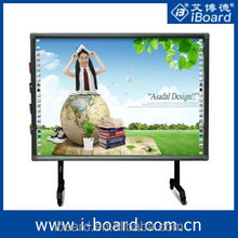 iBoard IR P-series intelligent white board , interactive educational board