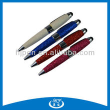 Multi Color Shining Metal Touch Ballpoint Pen