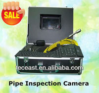 Perfect Design Digital Pipeline Inspection Camera System,Remote Control Sewer Inspection Camera TEC Z710DK