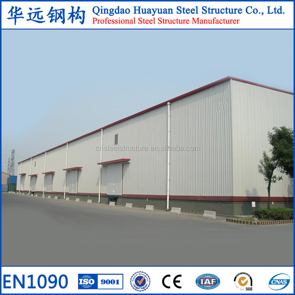 Low Cost Prefabricated Light Steel Framing Building