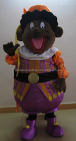 adult plush costumes for fat people cartoon people mascot costume