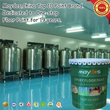 Maydos concrete floor heavy duty epoxy coating