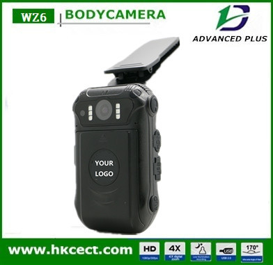 Full HD 1080P Multi-functional Face and back clips,Wireless.Law enforcement,Security guard body worn camera