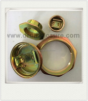 Low price inserted drum flange