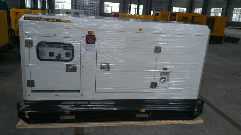 Hot sale high quality 16kw weifang diesel engine silencer generator 20kva low price