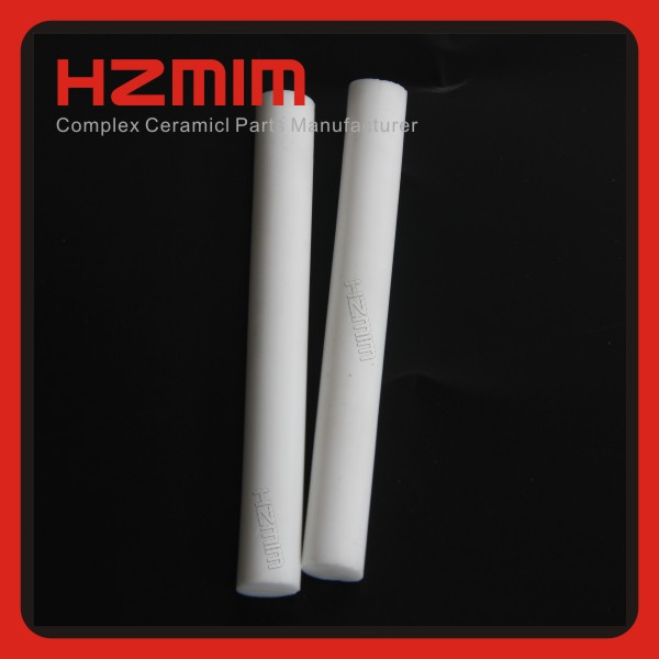 Zirconia ceramic knife sharpening rods, ceramic tubes refractories