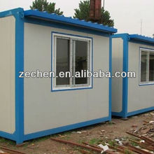 Low cost steel frame kit homes